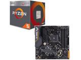AMD Ryzen 5 2400G BOX品 +  ASUS TUF B450M-PRO GAMING セット