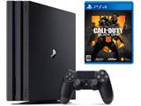 【期間限定キャンペーン】 「PlayStation4 Pro ジェット・ブラック」 + 「CALL OF DUTY BLACK OPS 4」同時購入セット
