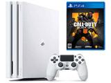 【期間限定キャンペーン】 「PlayStation4 Pro グレイシャー・ホワイト」 +「CALL OF DUTY BLACK OPS 4」同時購入セット