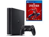 【期間限定キャンペーン】 「PlayStation4 ジェット・ブラック 500GB」+「Marvel's Spider-Man」同時購入セット