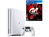 【期間限定キャンペーン】 「PlayStation4 Pro グレイシャー・ホワイト 1TB」+「GRAN TURISMO SPORT」同時購入セット