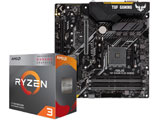 Ryzen 3 3200G BOX品 + TUF B450M-PLUS GAMING セット