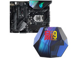 ROG STRIX Z390-F GAMING + Core i9-9900K BOX品 セット