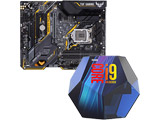 TUF Z390-PLUS GAMING + Core i9-9900K BOX品 セット