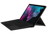Surface Pro 6 ブラック KJT-00028 [Core i5・SSD 256GB・メモリ 8GB] + タイプカバー(ブラック) セット