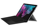 Surface Pro 6 KJU-00027 シルバー [Core i7・12.3インチ・SSD 256GB・メモリ 8GB] + タイプカバー(ブラック) セット
