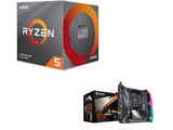 Ryzen 5 3600X BOX品 + X570 I AORUS PRO WIFI セット