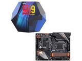 Intel Core i9-9900K + GIGABYTE Z390 AORUS PRO セット