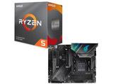 AMD Ryzen 5 3600 BOX品 + ASUS ROG STRIX X570-F GAMING セット