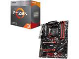 AMD Ryzen 3 3200G BOX品 + MSI B450 GAMING PLUS MAX セット