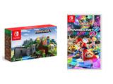 【3000円クーポン対象】 Nintendo Switch Minecraftセット + マリオカート8 デラックス