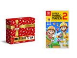 【3000円クーポン対象】 Nintendo Switch ビックカメラグループ 限定セット + スーパーマリオメーカー 2