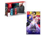 【3000円クーポン対象】 Nintendo Switch Joy-Con(L) ネオンブルー/(R) ネオンレッド + ファイアーエムブレム 風花雪月