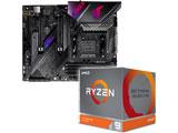 Ryzen 9 3900X BOX品+ROG STRIX X570-E GAMINGセット