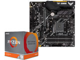 Ryzen 9 3900X BOX品 + TUF B450M-PLUS GAMING セット