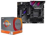Ryzen 9 3900X BOX品 + ROG STRIX X570-E GAMING セット