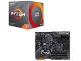 Ryzen 7 3700X BOX品 + TUF B450-PRO GAMING