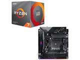 Ryzen 7 3700X BOX品 + ROG STRIX X570-I GAMING セット