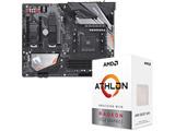 Athlon 3000G BOX品 + B450 AORUS PRO WIFI セット