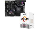 Athlon 3000G BOX品 + ROG STRIX B450-F GAMING セット
