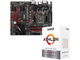 Athlon 3000G BOX品 + B450 GAMING PLUS MAX セット