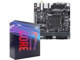 Core i7-9700 BOX品 + H370N WIFI