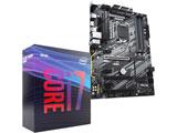 Core i7-9700 BOX品 + Z390 UD