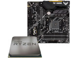 AMD Ryzen 5 3500 + TUF B450M-PLUS GAMING セット