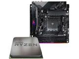 AMD Ryzen 5 3500 + ROG STRIX X570-I GAMING セット