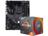 Ryzen 5 3600X BOX品 + TUF GAMING B550-PLUS セット