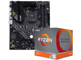 Ryzen 9 3900X BOX品 + TUF GAMING B550-PLUS セット