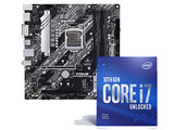 Intel Core i7-10700KF + PRIME H470M-PLUS セット