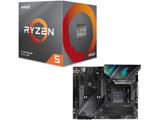 AMD Ryzen 5 3600XT +  ROG STRIX X570-F GAMING