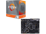 AMD Ryzen 9 3900XT +  TUF GAMING X570-PLUS