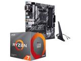 Ryzen 7 3700X BOX品 + PRIME B550M-A (WI-FI)