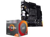 Ryzen 5 3400G BOX品 + B550M-PLUS(WI-FI)