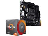 Ryzen 5 3600X BOX品 + B550M-PLUS(WI-FI)