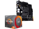 Ryzen 7 3700X BOX品 + B550M-PLUS(WI-FI)
