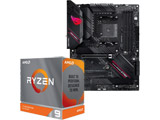 Ryzen 9 3900XT + ROG STRIX B550-F GAMING(WI-FI)