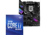 Core i7-10700K + ROG STRIX Z490-E GAMING