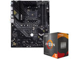 Ryzen 5 5600X[CPUクーラー付属]+TUF GAMING B550-PLUS