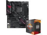 Ryzen 5 5600X[CPUクーラー付属]+ROG STRIX B550-F GAMING