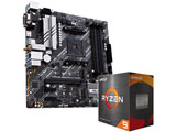 Ryzen 9 5900X[CPUクーラー別売]+PRIME B550M-A (WI-FI)