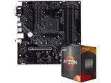 Ryzen 9 5950X[CPUクーラー別売]+TUF GAMING A520M-PLUS