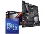 Core i7-10700K+Z490 AORUS ELITE