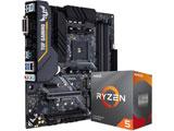Ryzen 5 3600 BOX品+TUF B450M-PRO GAMING