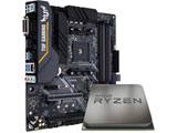 AMD Ryzen 5 3500 With Wraith Stealth cooler+TUF B450M-PRO GAMING