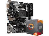 Ryzen 5 3600 BOX品+B450M-HDV R4.0