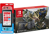 【03/26発売予定】 Nintendo Switch モンスターハンターライズ スペシャルエディション + 全損保証サービス付きクリアケース