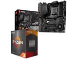 AMD Ryzen 9 5950X 【CPUクーラー別売】 +MEG X570 UNIFY